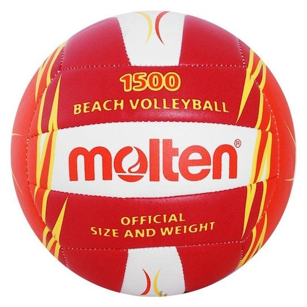 9979741e5 Bola de vôlei de praia Molten V5B1500OR - Mercostore