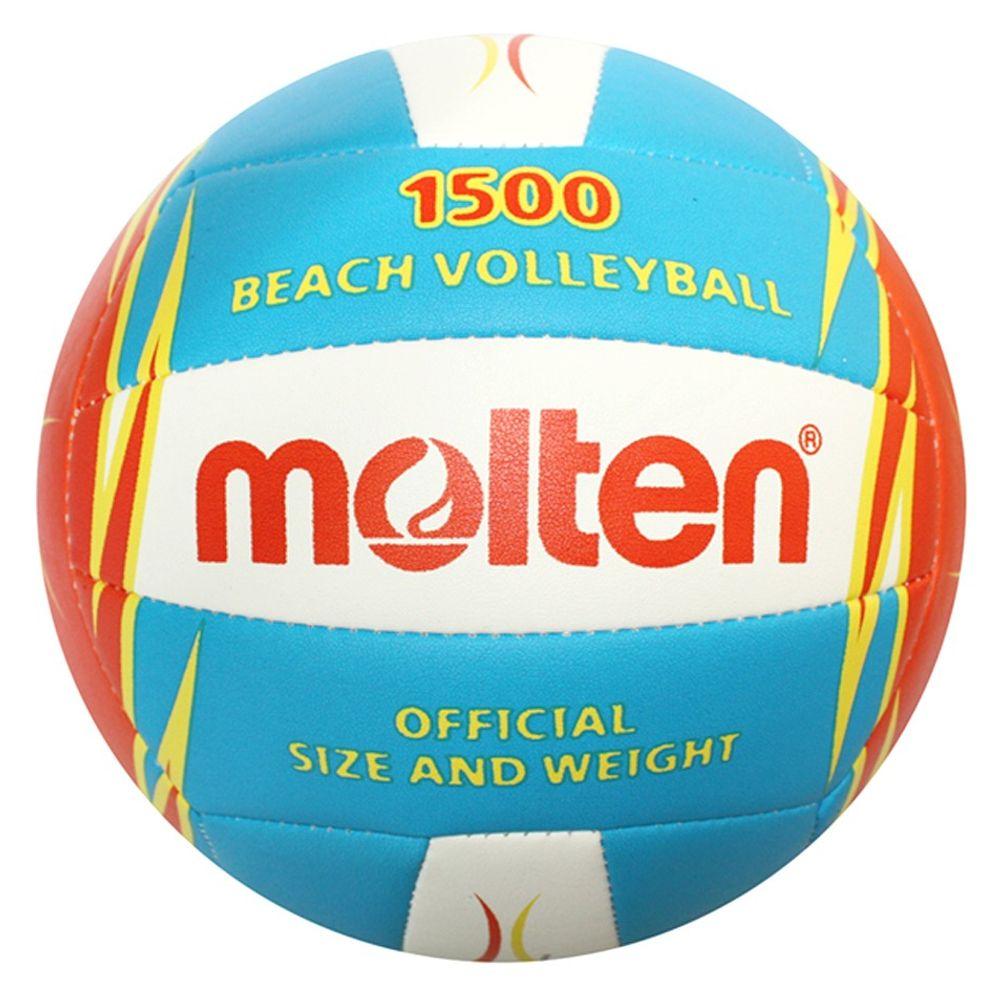 1e3c13c13 Bola de vôlei de praia Molten V5B1500CO - Mercostore