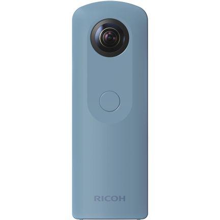 camera-fotografica-digital-360-ricoh-theta-sc-azul
