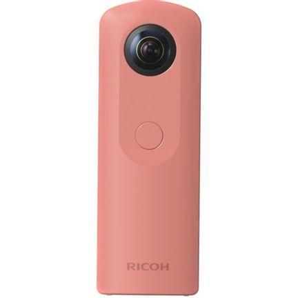 camera-fotografica-digital-360-ricoh-theta-sc-rosa