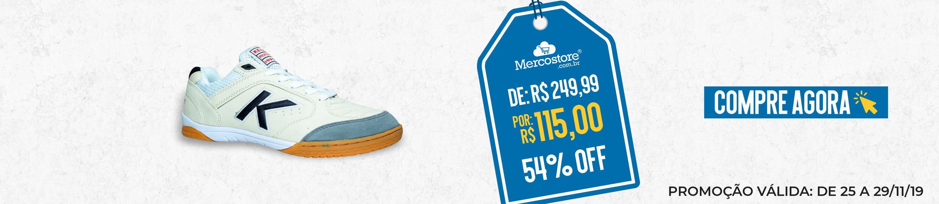 Promo Kelme - Blackfriday