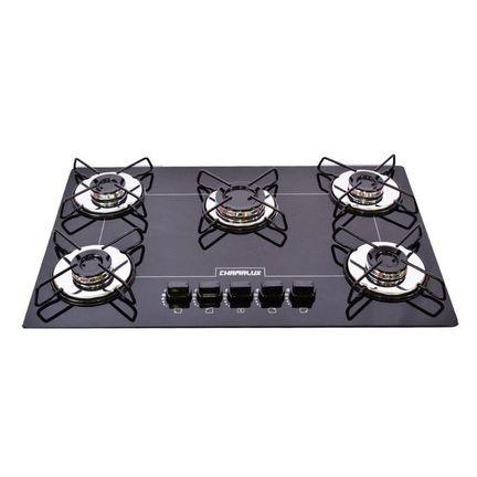cooktop-5-bocas-ultra-chama-bivolt-preto-chamalux