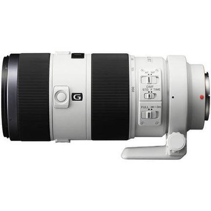 Lente Sony 70-200mm f/2.8 G SSM II A-Mount (SAL70200G2)