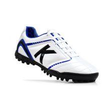 chuteira-society-kelme-sprint-1-0-tf-branco-azul