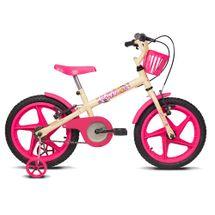 bicicleta-infantil-aro-16-fofys-bege-fucsia-verden-bikes