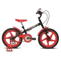 bicicleta-infantil-aro-16-rock-preto-vermelha-verden-bikes