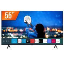 "Smart TV LED 55"" Ultra HD 4K HDR Samsung HDMI X2 USB TYZEN"