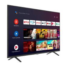 Smart TV Ultra HD LED Android 50