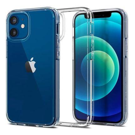 Capa iPhone 12 Anti Impacto Transparente