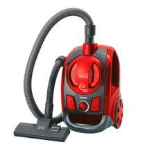 Aspirador de Pó A6 Ciclônico Vermelho Black+Decker 2000W 110V