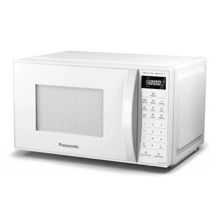 Micro-ondas 21 Litros Panasonic NN-ST25JWRUK Branco 110v