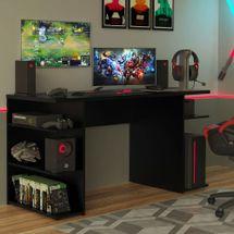 Mesa para Computador Gamer Madesa 9409 Preto